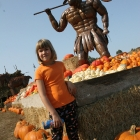 Arata Pumpkin farm Half Moon Bay