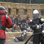 Arata Pumpkin Farm Gladiator Fights Western Circle of Swordfighters Half Moon Bay