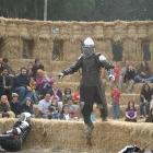 Arata Pumkin Farm Gladiator Fights Half Moon Bay