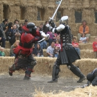 Arata Pumpkin Farm Gladiator Fights Western Circle of Swordfighters Half Moon Bay