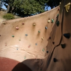 Dennis the Menace Park Climbing Wall
