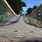 Dennis the Menace Park Suspension Bridge