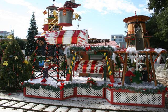 Vasona Christmas Lights