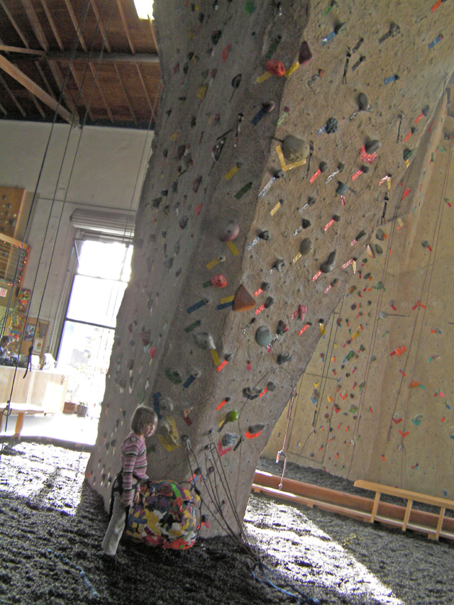 Sanctuary Rock Climbing Gym In Seaside All Ages Welcome