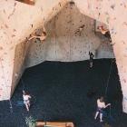 Sanctuary Rock Climbing Gym Seaside California