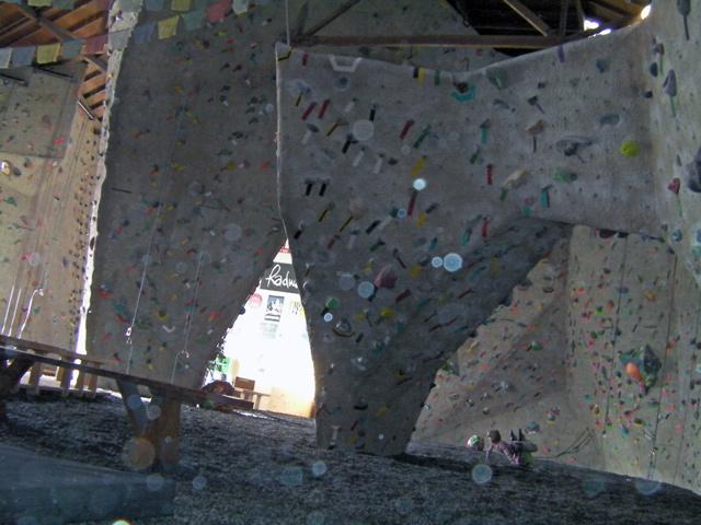 sanctuary rock climbing gym
