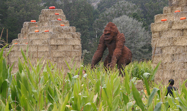 arata farms king kong statue